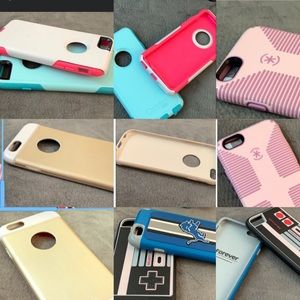 speck Accessories - NEW Purple Speck CandyShell Grip iPhone 6 Case